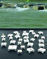 Petjades d'aigua