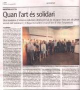 Quan l'art és solidari